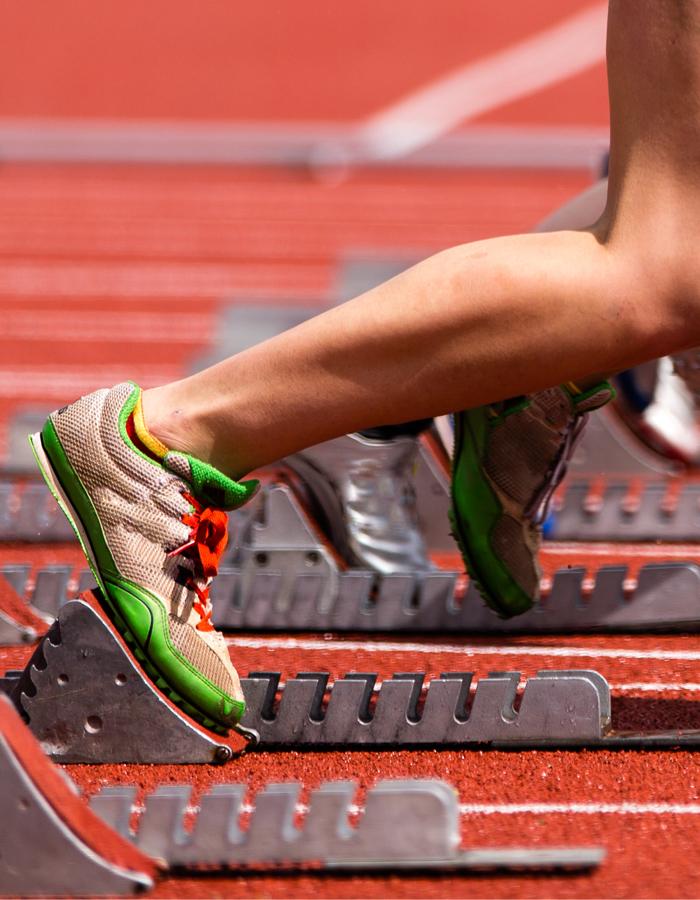 Podologie du sport : l'amorti dans le sport